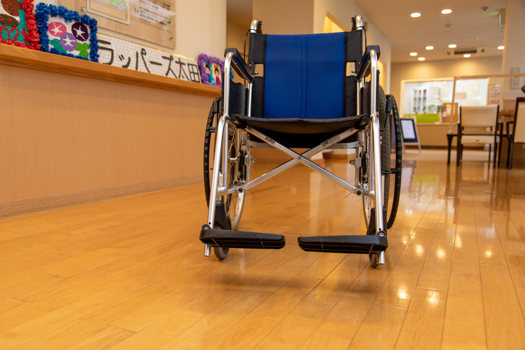 自走式車椅子