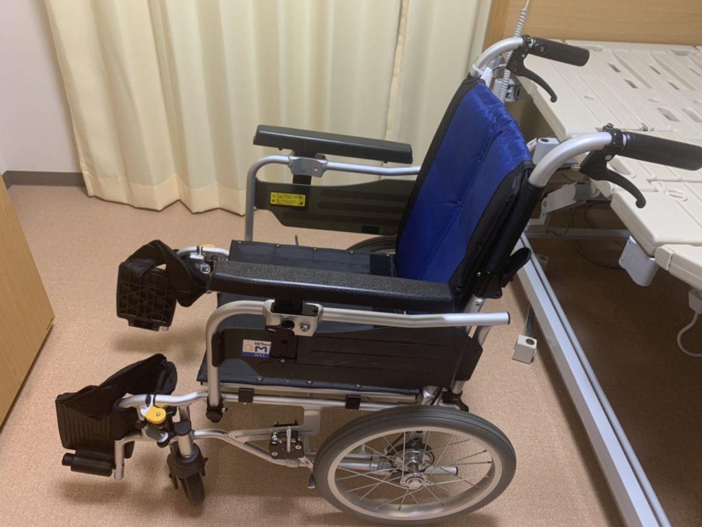 介助型車椅子