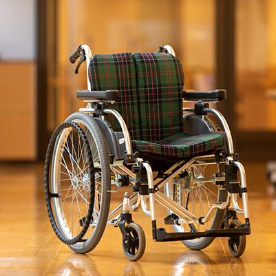 車椅子の種類と選び方